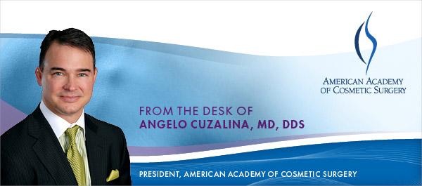 Angelo Cuzalina message