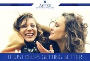 join aspire rewards program in las vegas
