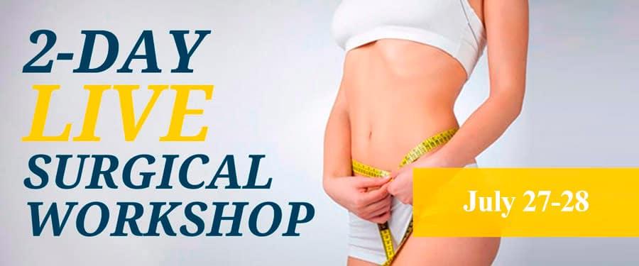 2 Day | LIVE Surgical Workshops